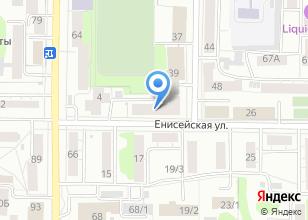 Компания «Галерея эклеров» на карте