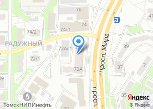 Компания «Компофф-сервис» на карте