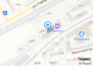 Компания «Авто М911» на карте