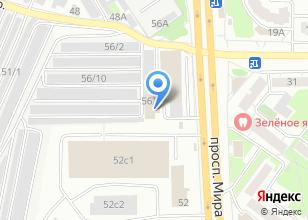 Компания «AUTOCITY70» на карте