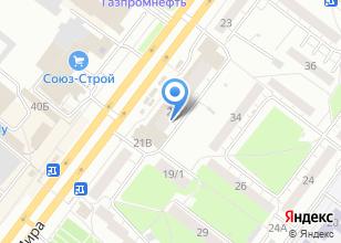 Компания «Стар Клининг» на карте