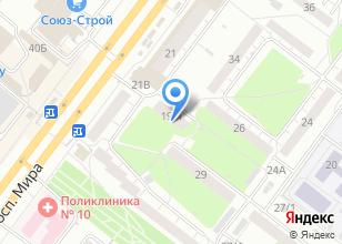 Компания «Люсьена» на карте