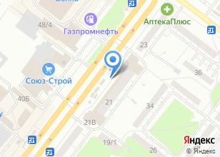 Компания «MaxGrill» на карте