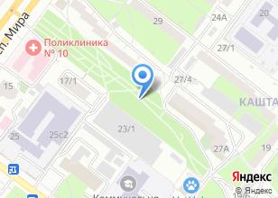 Компания «Православная часовня во имя великомученика Георгия Победоносца» на карте