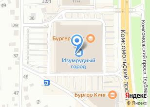 Компания «Re:Store» на карте