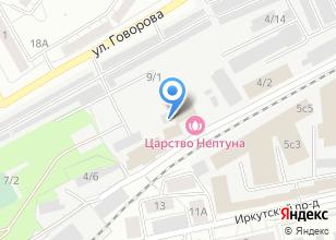 Компания «ВудМастерГрупп» на карте