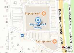 Компания «Xiaomi» на карте