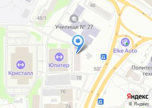 Компания «Томский коммунально-строительный техникум» на карте