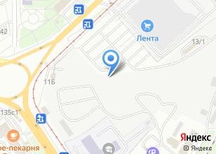 Компания «Южная» на карте