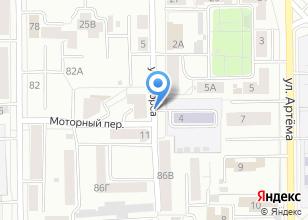 Компания «Смотка пробега» на карте