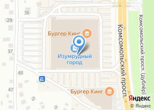 Компания «Premium device» на карте