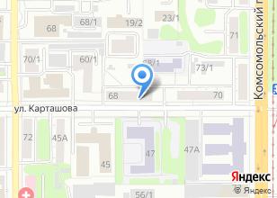 Компания «Абсолют Сервис» на карте