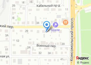 Компания «Данила мастер» на карте