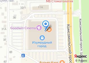 Компания «Весёлая расчёска» на карте