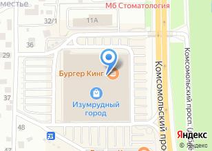 Компания «Шикотан» на карте