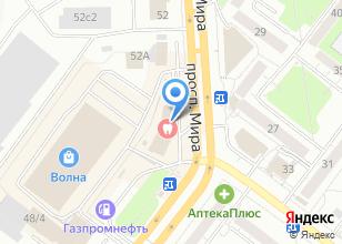 Компания «Территория жизни» на карте