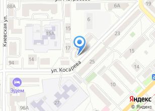 Компания «Ависэр» на карте