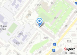 Компания «Экспериментатор» на карте