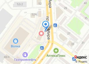 Компания «Snow White» на карте