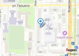 Компания «ATEL`E» на карте