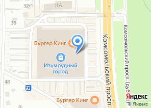 Компания «Maglena» на карте