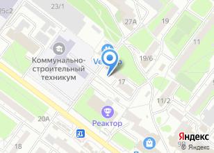 Компания «НоваДом» на карте