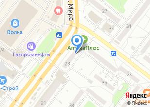 Компания «Лоранж» на карте