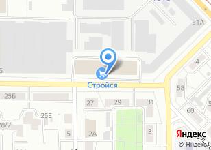 Компания «Мастерская по изготовлению ключей и заточке инструмента» на карте