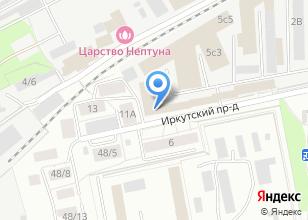 Компания «У светофора» на карте
