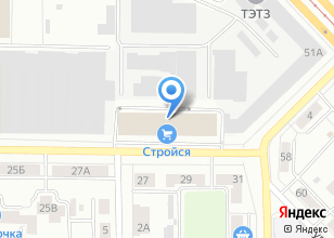 Компания «Мебель БиН» на карте