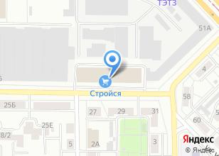 Компания «Фокс Мебель» на карте