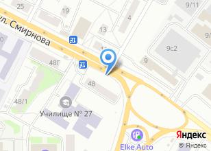Компания «Ай Луна» на карте