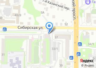 Компания «АвтоСтеклоДоктор» на карте