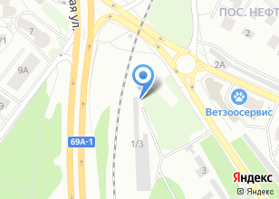 Компания «VPROKATE.TOMSK.RU» на карте