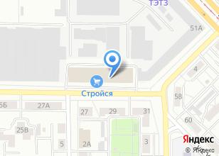 Компания «Юстир» на карте