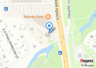 Компания «Дон Туристо» на карте
