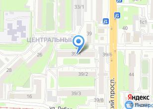 Компания «Сибирское экологическое агентство» на карте