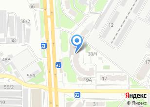 Компания «Mobile-Центр+» на карте