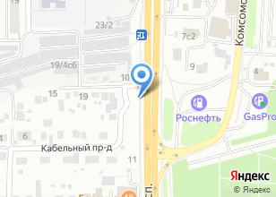 Компания «13 район» на карте