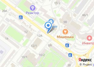 Компания «Darts » на карте