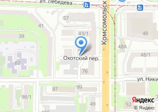 Компания «ЖИРАФ» на карте