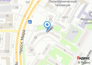 Компания «Юбилейное, ТСЖ» на карте