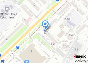Компания «Оранж-Сервис.ПРО» на карте