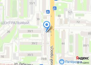 Компания «Диалексия» на карте