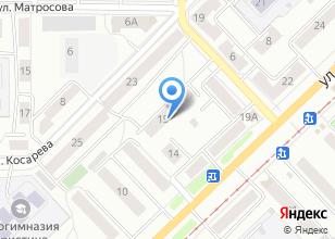 Компания «Томинсторг» на карте