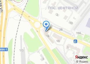 Компания «Пластилин» на карте