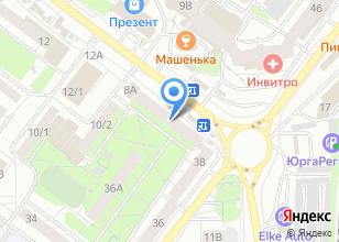 Компания «Автокольцо» на карте