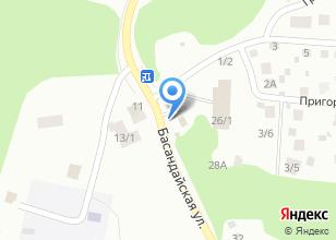 Компания «Почтовое отделение №16» на карте