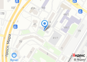 Компания «Avto Master» на карте