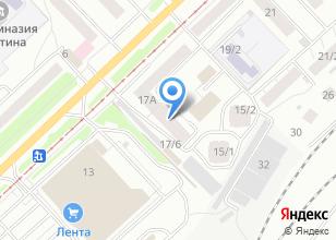 Компания «Софт-Сиб» на карте